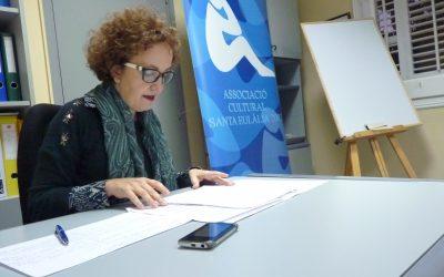 Entrevista a l'advocada Sonia Álvarez