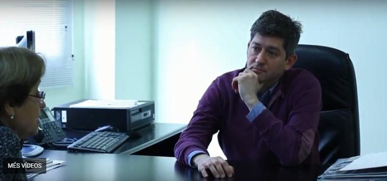 Entrevista a David Queirós, Regidor del Districte III