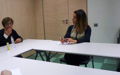 Entrevista a Sandra de Torre Barrina